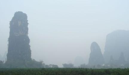 paisaje yangshuo